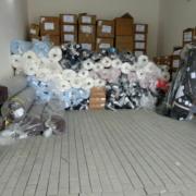 Закарпатські митники, у рамках операції «Бастіон», вилучили товару на понад 7 млн грн