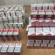Упродовж доби працівники Львівської митниці ДФС вилучили товарів – предметів митних правопорушень на понад 150 тис. грн