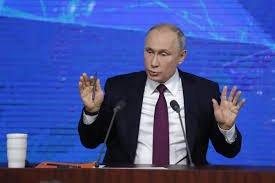 """Путін вважає, що відносини РФ і України будуть """"неминуче відновлені"""""""