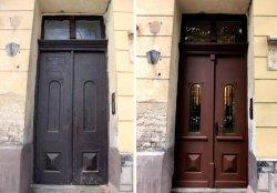 У Львові визначать найкращу відреставровану браму: голосування на фейсбук-сторінці Гарячої лінії міста