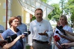 За останні три роки Львів інвестував в Рудно понад 50 млн грн
