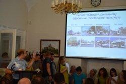 У Львові розробили ліврею для громадського транспорту