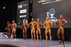 У Львові успішно провели Чемпіонат світу з бодібілдингу та фітнесу