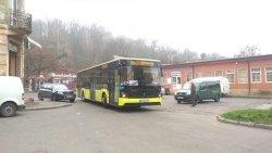 Відсьогодні курсує новий автобусний маршрут №57, сполученням вул. Польова — онколікарня