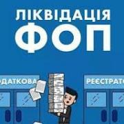 Припинення діяльності ФОП (обов'язок подати звіт щодо сум нарахованого єдиного внеску)