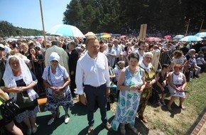 Мер Львова взяв участь у Всеукраїнській прощі до Страдчу