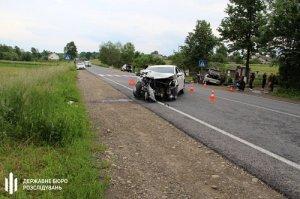 ДБР розслідує ДТП на Івано-Франківщині за участю поліцейського