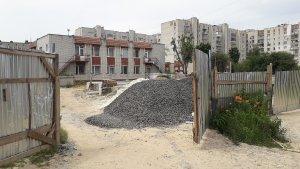 Продовжується будівництво нового корпусу ліцею «Провесінь» на вул. Тракт Глинянський у Львові
