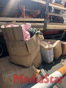 Закарпатські митники вилучили товару з Китаю вартістю 1,5 млн грн