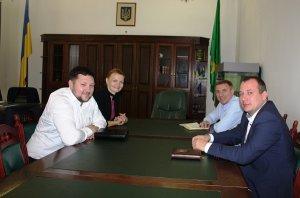 Львівська митниця ДФС та ЄБА обговорили актуальні питання співпраці