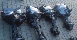 Працівники Львівської митниці ДФС вилучили японські мотори вартістю майже 100 тисяч гривень