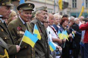 У Львові урочисто відзначили День Державного Прапора України