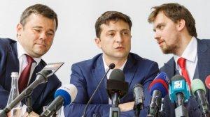 """""""Я, Гончарук Олексій, простий громадянин України"""", – такими словами майбутній  прем'єр-міністр колись представлявся журналістам під час Революції Гідності."""