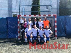 Працівники ДФС Закарпаття – одні з кращих у футболі, стрільбі та волейболі