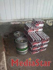 Українець у 48 разів перевищив неоподатковану норму ввезення пива