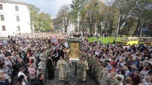 Цієї неділі вулицями Львова пройде загальноміська Вервиця