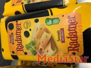 «Сирна» запаска: у запасному колесі українець приховав майже 50 кг сиру