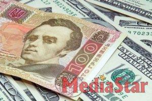 Курс валют: гривня зміцнилась до позначки 24,5 за долар