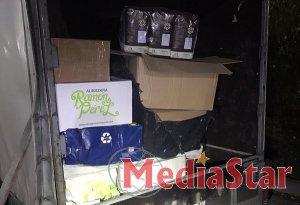 Закарпатські митники викрили «кавомана», що приховав 72 кг кави у власному авто