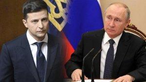 """У Зеленського з Путіним """"різні погляди"""" на вибори та кордон, а питання газу """"розблокували"""""""
