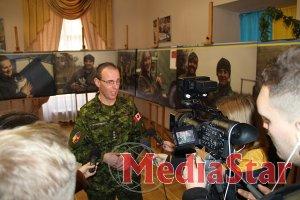 У солдат США, Канади та України дуже схожі духовні потреби: військові капелани армій трьох країн