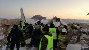 Катастрофа літака в Казахстані: відомо про 15 жертв, на борту були українці