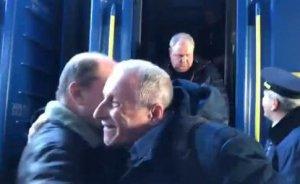 Політв'язень Семена прибув із Криму до Києва