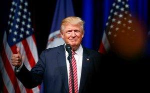 Трамп може відвідати Київ 8 травня — ЗМІ