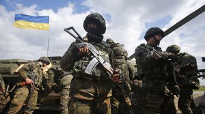 """Формування РФ вели вогонь у районі відповідальності оперативно-тактичного угруповання """"Схід"""""""