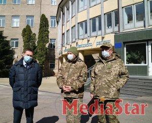 До Військово-медичного клінічного центру Західного регіону надійшла цільова медична допомога від Офісу Президента