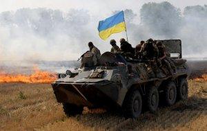 Формування Росії 9 разів обстріляли українські позиції, один військовий ОС отримав поранення