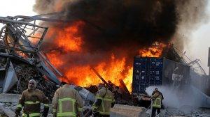 Фахівці розрахували силу вибуху в Бейруті