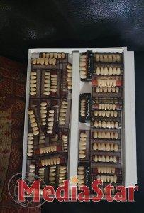 Галицькі митники виявили штучні зуби