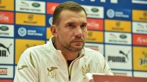 Шевченко прокоментував матч Україна - Франція, який його команда програла з рахунком 1:7