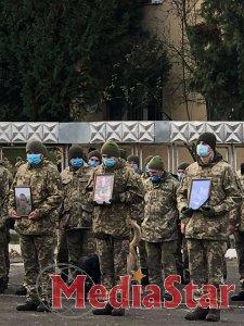 Місто відзначило військовослужбовців 24-ї окремої механізованої бригади імені короля Данила