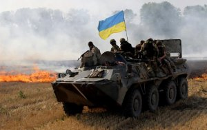 Російські окупанти чотири рази обстріляли позиції українських бійців – ООС