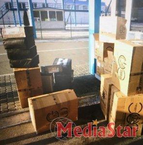 За добу працівники Галицької митниці Держмитслужби вилучили  майже тонну товарів