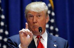 """Трамп відкрив в США """"офіс колишнього президента"""""""