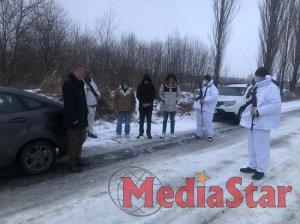 На Львівщині затримали групу нелегалів та організатора їх незаконної подорожі