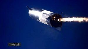 Прототип корабля для міжпланетних подорожей SpaceX Starship розбився при посадці