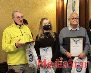 У Львові відзначили лауреатів Всеукраїнських конкурсів НОК України серед спортивних журналістів та спортивної фотографії
