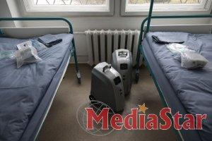 У 8-й міській лікарні Львова відкрили додаткове ковід-відділення на 38 ліжок
