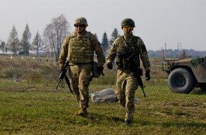 Пентагон про війська РФ на кордоні з Україною: Більше, ніж у 2014 році