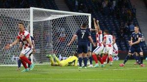 Євро-2020: Хорватія б'є Шотландію, Англія сильніша за чехів