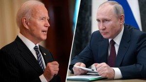 Путін має ядерну зброю, нафту й більше нічого – Байден