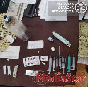 У Червонограді викрито ще одного наркоторговця
