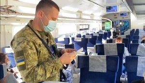 101 пасажир відновленого швидкісного поїзда «Київ – Львів – Перемишль» попрямував до Польщі