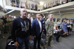 Львівському Будинку воїна виповнилося 2 роки