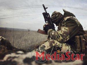 Штаб: Російські окупанти чотири рази стріляли на Донбасі