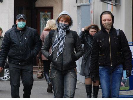 Епідемія грипу: люди  помирають, як мухи ()